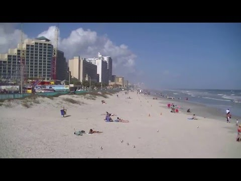 Daytona Beach and Jacksonville Florida
