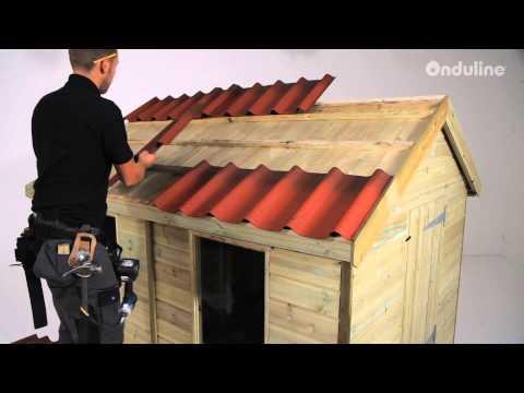 Vídeo Instalación Teja Ligera ONDUVILLA® - Impermeabilización de Cubierta