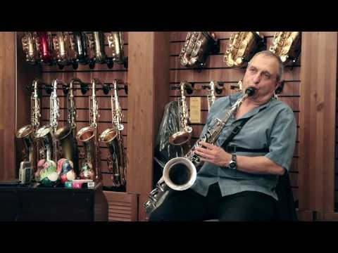 George Garzone clinic at Bird Moscow (ENG)