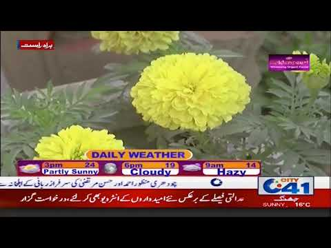 Today's Weather of Faisalabad City