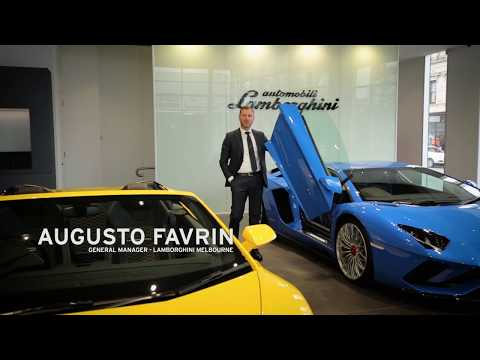 Welcome to Lamborghini Melbourne