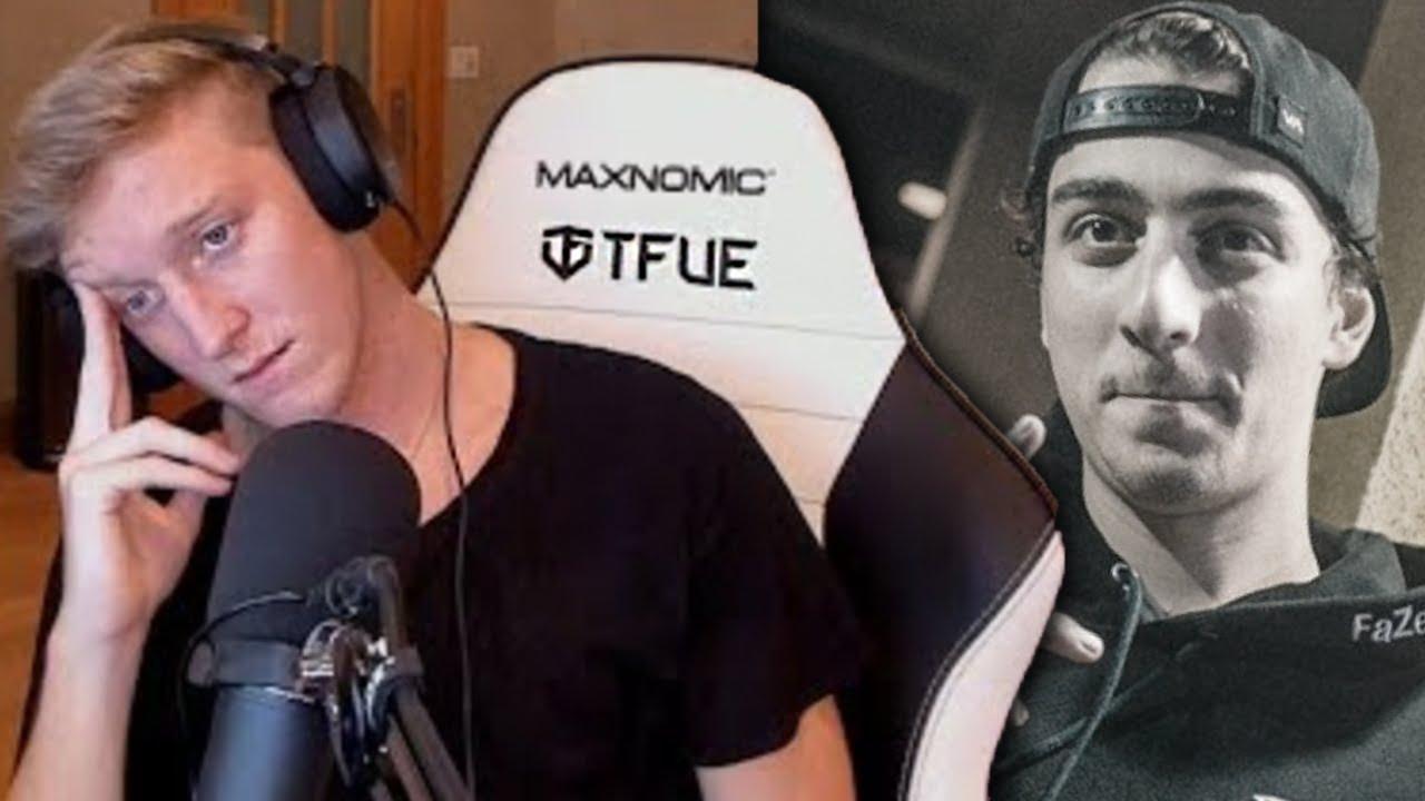 Tfue Responds To Cloakzy & 72hrs Drama   SuperNewsWorld com