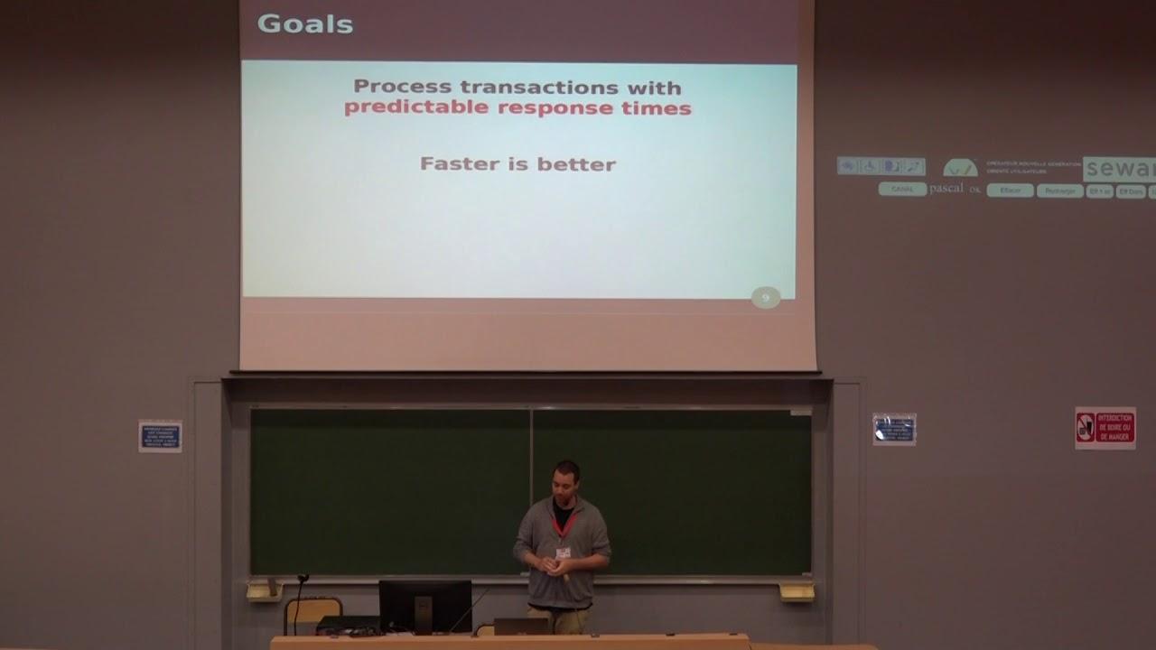 Image from Optimiser une application principalement transactionnelle (retour d'expérience avec Tryton)