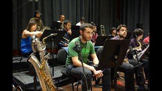ESMUC JAZZ PROJECT. Univers Keith Jarrett. The Windup (K. Jarrett/arr. L. Vidal)