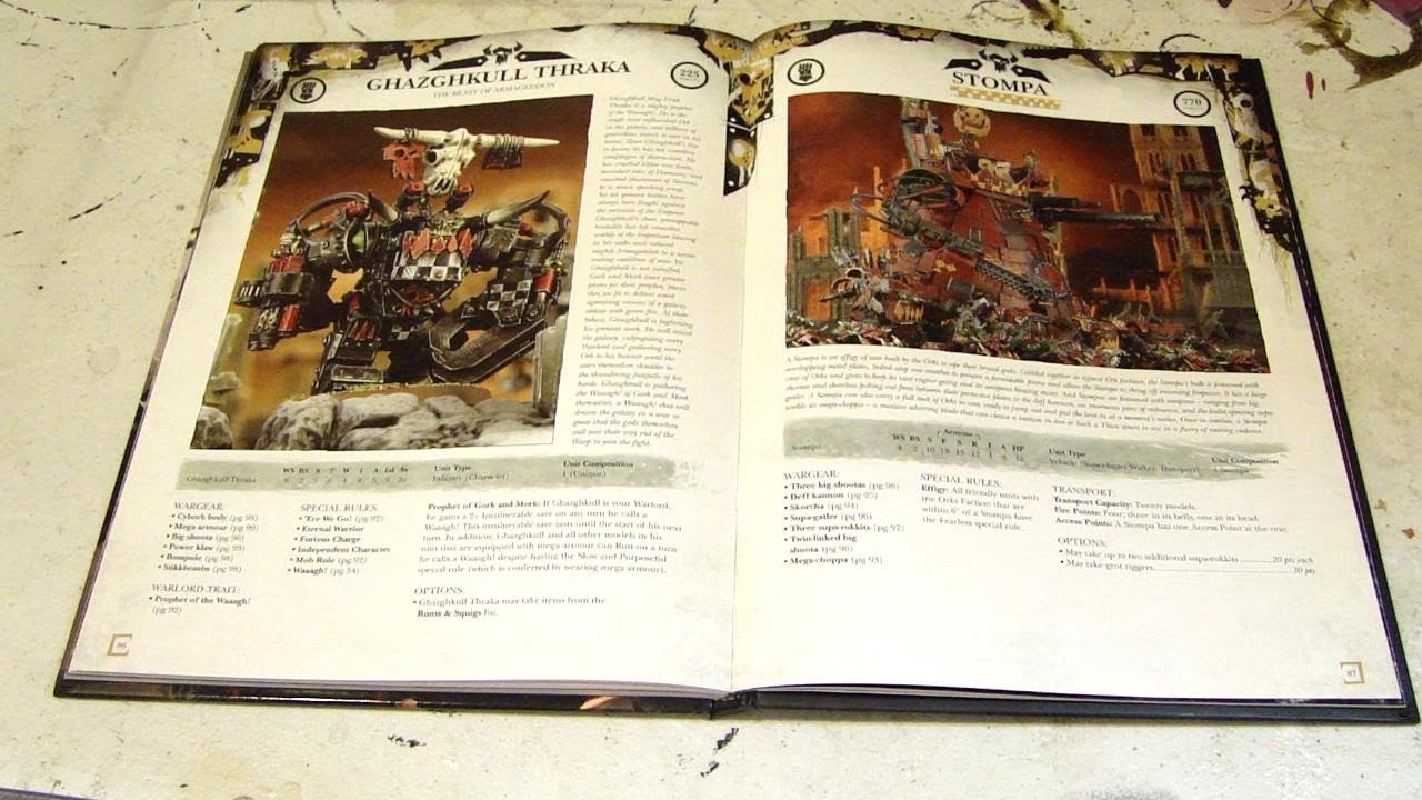 Pdf tyranids 7th edition warhammer 40k codex
