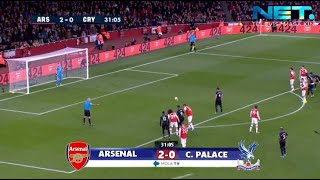 🔴LIVE ARSENAL VS CRYSTAL PALACE, ENGLAND PREMIER LEAGUE 2020/2021 MATCHDAY 18 ON MOLA TV