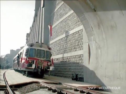 LA PRINCIPAUTE DE MONACO / MAGAZINE DU RAIL N°27 - 1966 SNCF Ferroviaire / French Trains