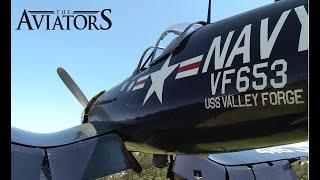 A closer look at the Vought F4U Corsair