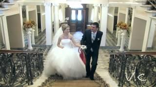 Свадьба Виктора и Анастасии!