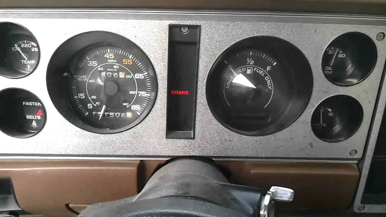 1982 GMC S-15 Sierra
