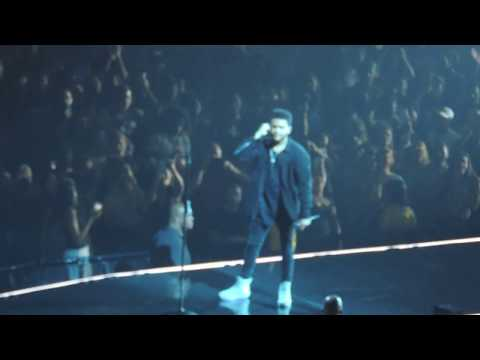 Acquainted- The Weeknd (Starboy: Legend Of The Fall Tour) 5/18/17