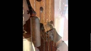 Rare Bim Bam Warmink Dutch 8 Day Oak Tailed Friese Wall Clock For Sale On Ebay Uk.