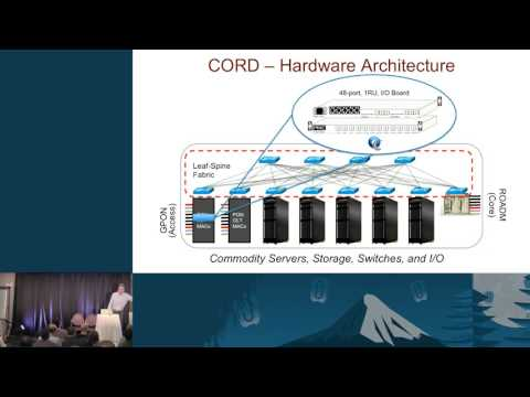 CORD: Central Office Re-architected as a Datacenter