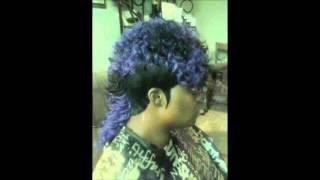 SANQUETTA HOTEST HAIR STYLES 2012