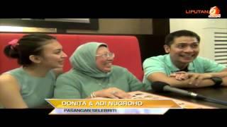 Strategi Dekati Donita, Adi Nugroho 'Pacari' Calon Ibu Mertua