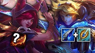 2 Weird ADC builds Rekkles is playing in Korean Challenger