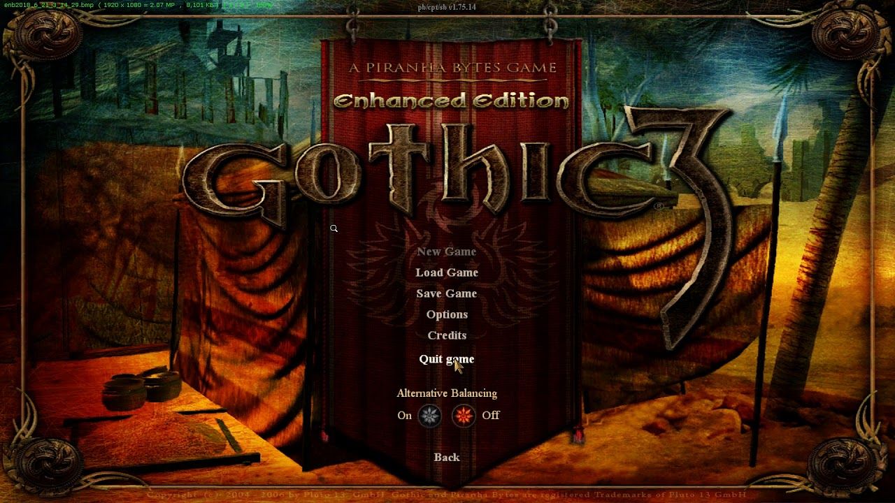 gothic 3 patch 1.75.14