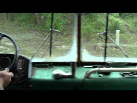 Scenicruiser #107 Driving