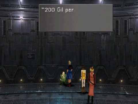 Final Fantasy VIII How To Get Max Spr Str Mag And HP