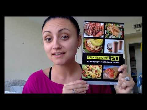 Transform 20: how to access your digital materials and MEAL PLANNING  tips/tools!