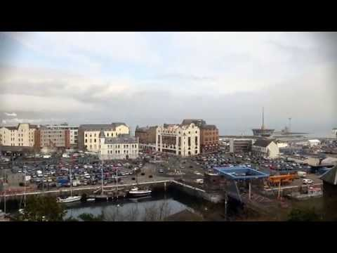 Douglas from my window - Isle of Man - MANiac Production - HD
