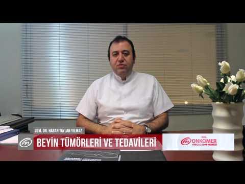 Beyin Tümörü Ve Tedavisi (Onkomer Özel Onkoloji Dal Merkezi İzmir)