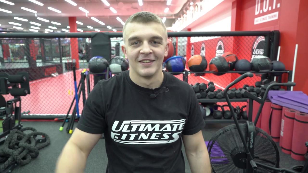Упражнения которые помогут научиться бить за счет корпуса и ног в боксе