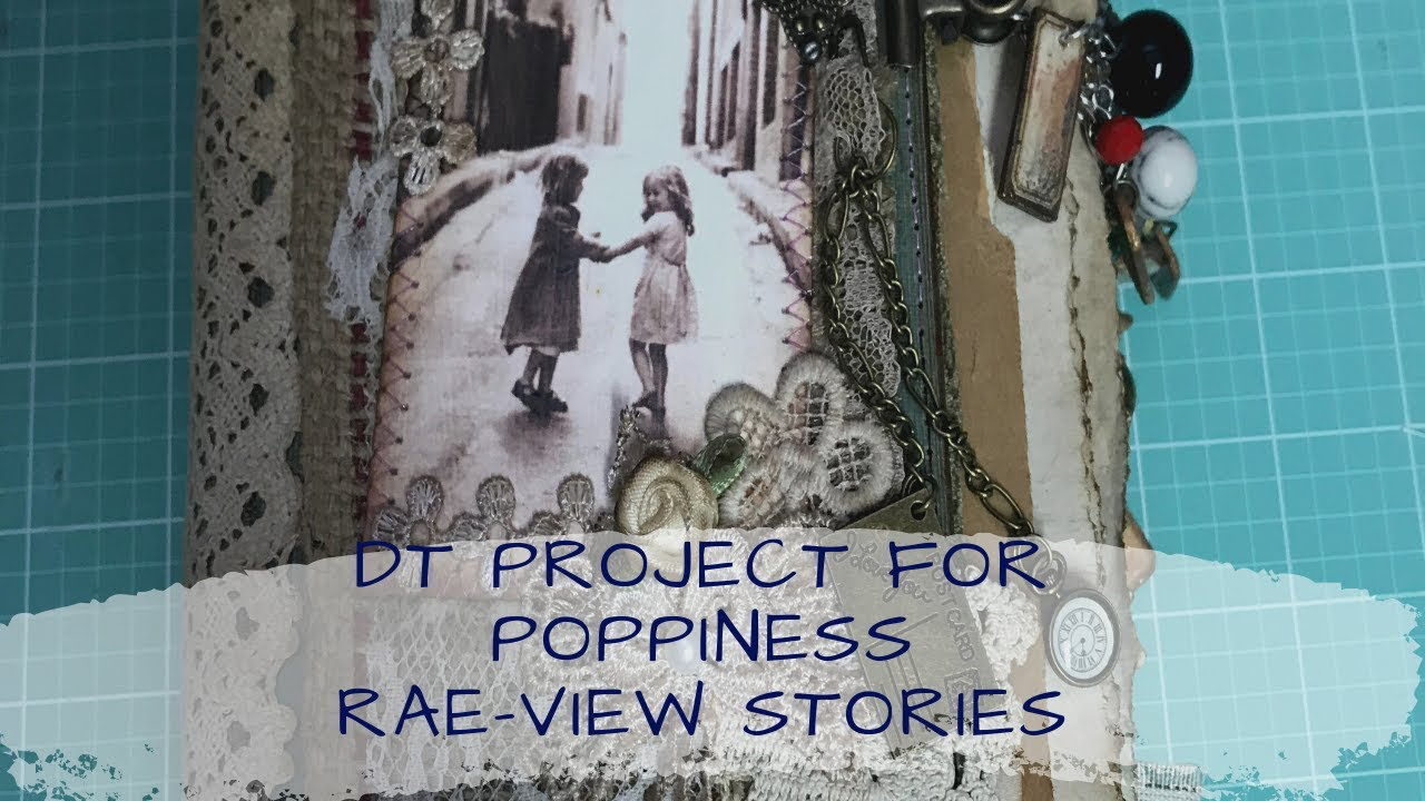 DT-Project for Susan Taylor Brown aka Poppiness | Rae-view Stories
