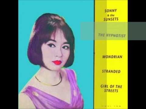 "Sonny & the Sunsets ""Stranded"" & ""Girl of the Streets"", 2009.Single: Side B"