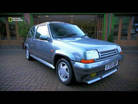 Car SOS S05E05 Renault 5 GT Turbo