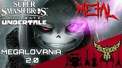 MEGALOVANIA 2.0 【Intense Symphonic Metal Cover】