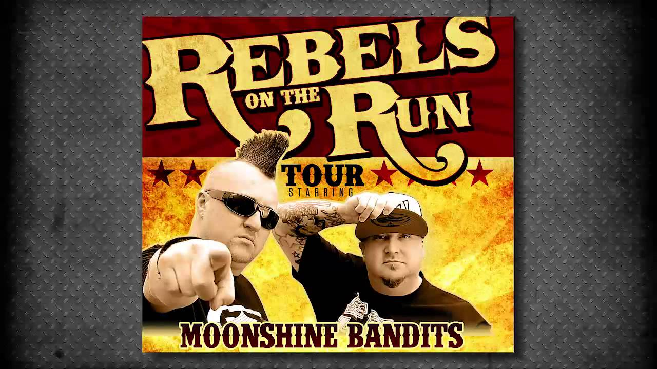 Moonshine Bandits Rebels on the Run Tour 2014 - YouTube