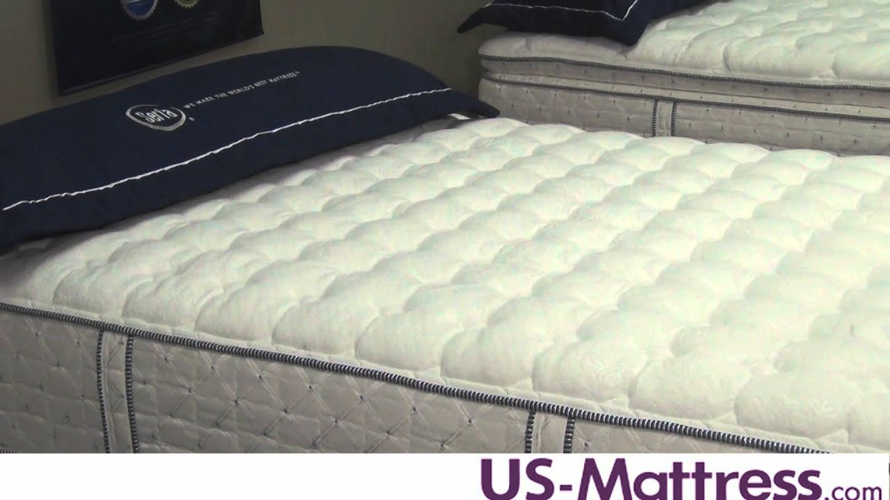 Serta Perfect Sleeper Elite Sinclaire Pillow Soft Mattress