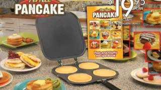 Perfect Pancake™ | Official Commercial | Top TV Stuff