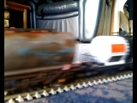 class20 pulling oil tankers