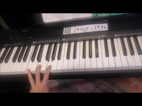 "Vance Joy - "" Riptide "" Piano Chords Tutorial"