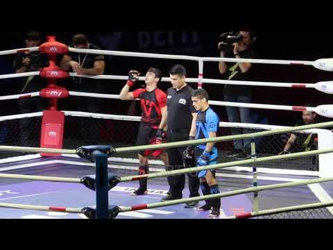 Mahmud Murodov 24 SEKUND NOKAUT MMA