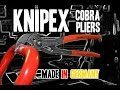 Knipex Cobra Pliers - MADE IN GERMANY