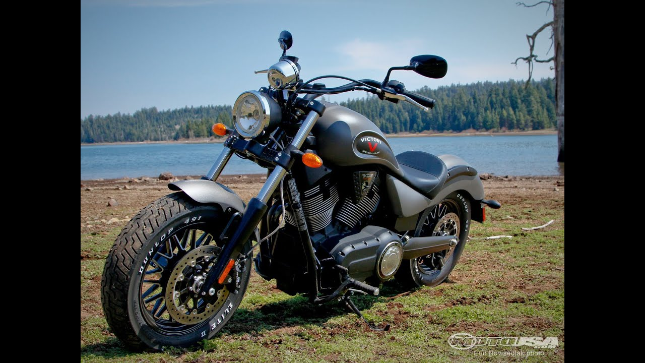2015 Victory Gunner Vs Harley Softail Slim Part 2