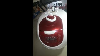 Cuchen Pressure Rice Cooker Re…