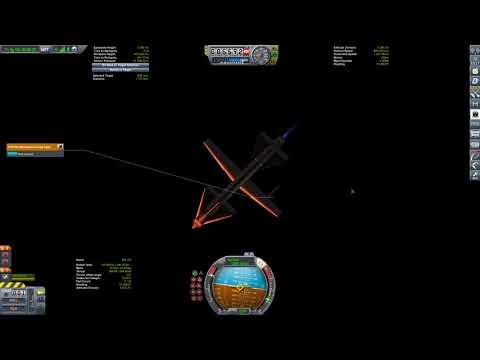 KSP Modular Missile Parts ICBM Drop Tank Jettison
