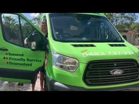 Little Green Truck Nerang - Frog Sounds Car Horn
