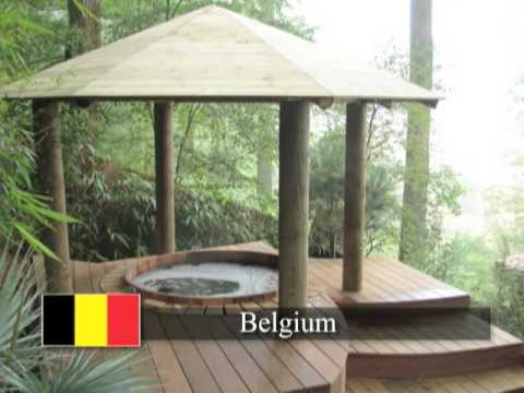 Wood Hot Tubs- Finest Wooden Hot Tub!