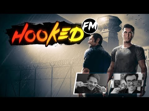 Hooked FM #165 - A Way Out, Far Cry 5, DragonBall FighterZ, Pacific Rim: Uprising & mehr!