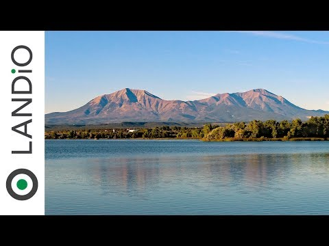 SOLD : Land For Sale in Colorado : 2.86 Acre Homesite bordering the Lathrop State Park with 2 Lakes