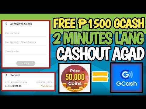 LIBRENG ₱1,500 GCASH MONEY! 2 MINUTES LANG CASHOUT AGAD | 100% LEGIT