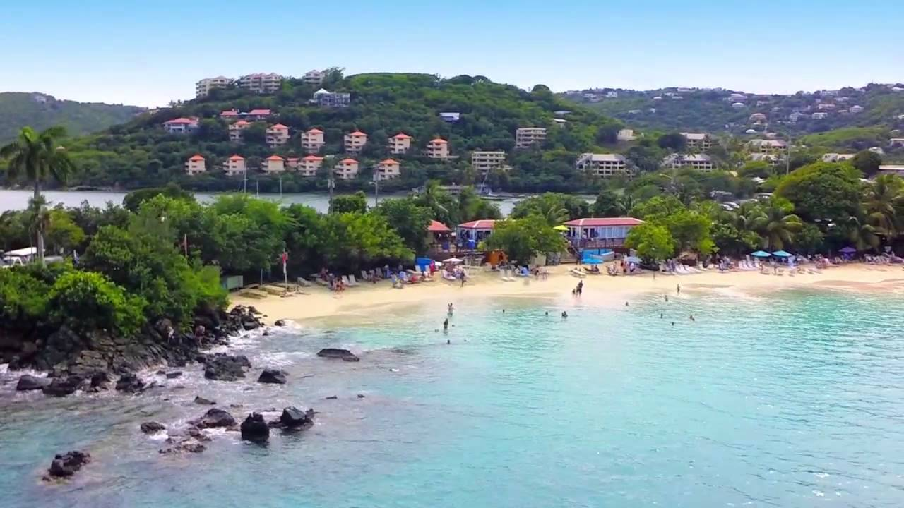 Bluebeard S Castle Resort In St Thomas Us Virgin Islands Villas One