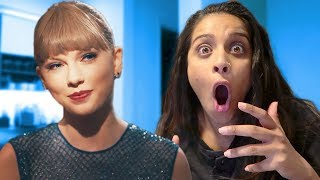 REACTING TO TAYLOR SWIFT'S DELICATE Video