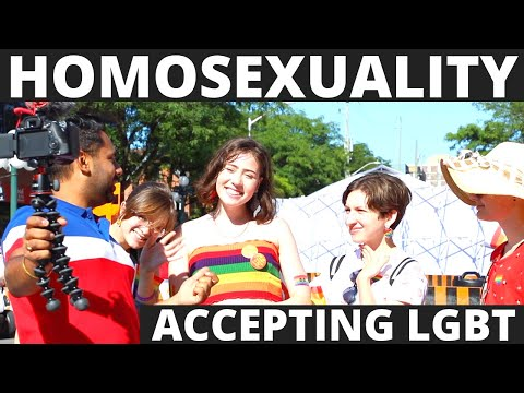 Homosexuality in Canada! Support for Homosexuality and the LGBT Community, Ottawa Pride Parade.