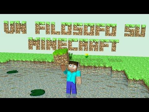 Un filosofo su Minecraft